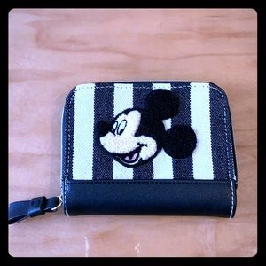 Disney Tokyo Mickey Mouse Wallet